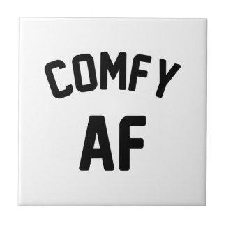 Azulejo AF cómodo