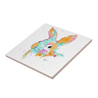 Azulejo Alicia en diseños del color de agua del país de