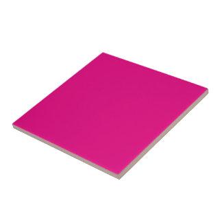 Azulejo ¡Amor P22 que magenta! Color rosado