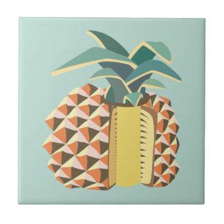 Azulejo Apple de pin fruit illustration