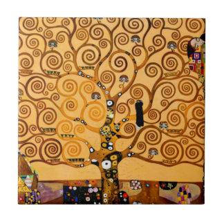 Azulejo Árbol de la vida por la bella arte de Gustavo