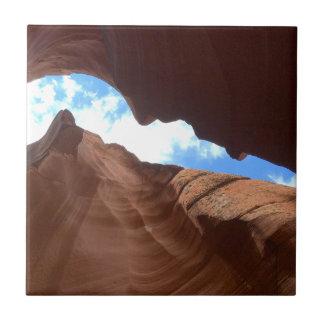 Azulejo ARIZONA - barranco superior B del antílope - roca