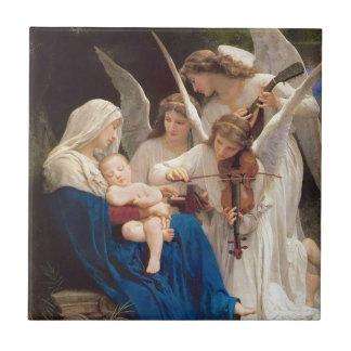 Azulejo Canción de los ángeles