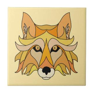 Azulejo Cara del Fox