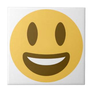 Azulejo Cara sonriente emoji