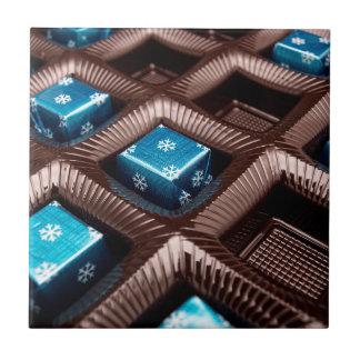 Azulejo Cubos del caramelo del hielo