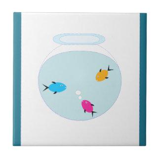 Azulejo De Cerámica acuario