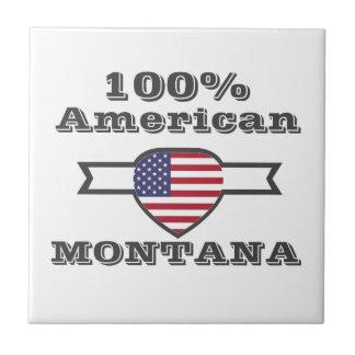 Azulejo De Cerámica Americano del 100%, Montana