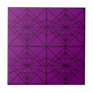 Azulejo De Cerámica Arte de lujo geométrico de Marruecos/edición