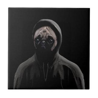 Azulejo De Cerámica Barro amasado de Gangsta