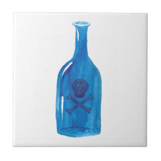 Azulejo De Cerámica Botella del veneno