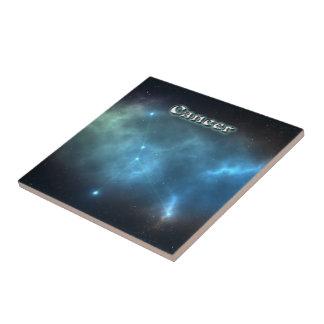 Azulejo De Cerámica Constelación del cáncer