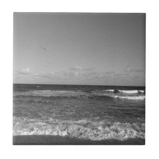 Azulejo De Cerámica Día de la playa