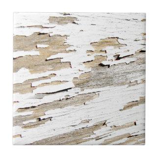 Azulejo De Cerámica Diseño de madera rústico del vintage