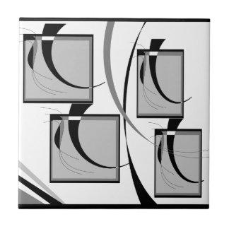 Azulejo De Cerámica Diseño de Sqare