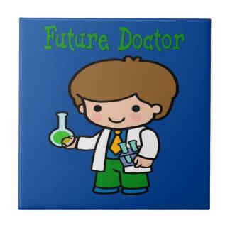Azulejo De Cerámica Doctor futuro