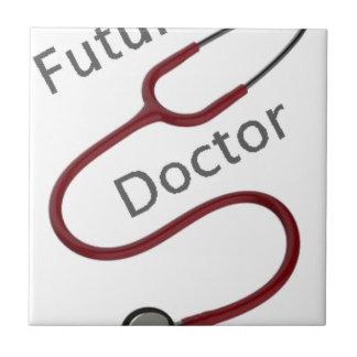 Azulejo De Cerámica Doctor futuro el Dr.