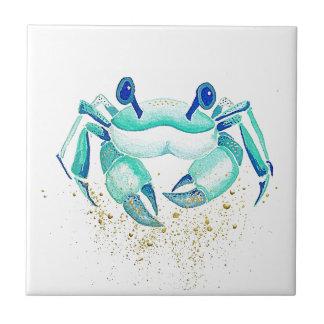 Azulejo De Cerámica El cangrejo de Neptuno