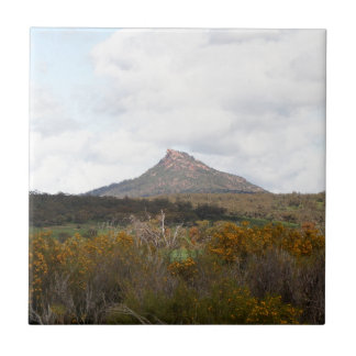 Azulejo De Cerámica El pico del diablo, cerca de Quorn, interior