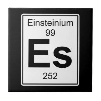 Azulejo De Cerámica Es - Einsteinio