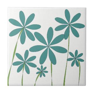 Azulejo De Cerámica Flor Bliss1