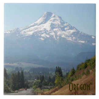Azulejo De Cerámica Foto del viaje de Oregon