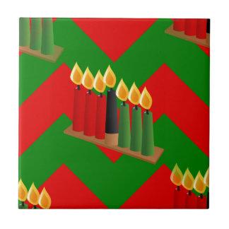 Azulejo De Cerámica galón Kwanzaa