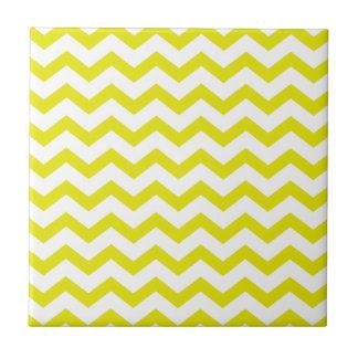 Azulejo De Cerámica Galones amarillos limón