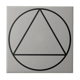 Azulejo De Cerámica Geometría