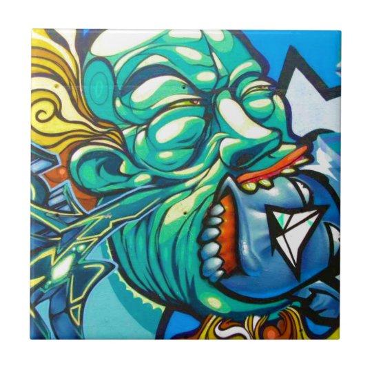 Azulejo De Cerámica Graffity