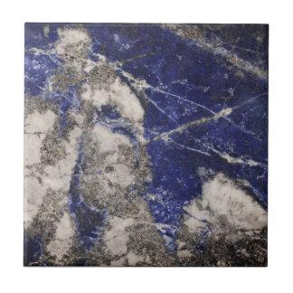 Azulejo De Cerámica Granito del azul de Smokey