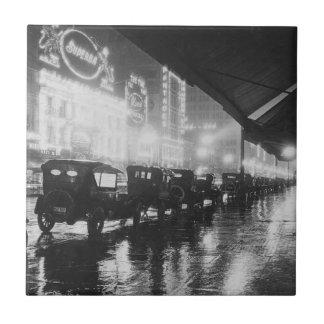 Azulejo De Cerámica Los Ángeles 1920