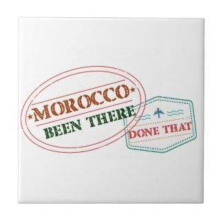 Azulejo De Cerámica Marruecos allí hecho eso