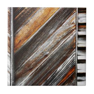 Azulejo De Cerámica Modelo de madera