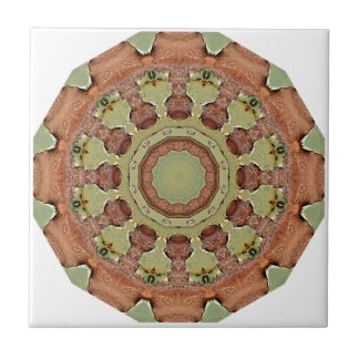 Azulejo De Cerámica Moho-Mandala, ROSTart 712_2