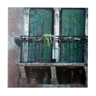 Azulejo De Cerámica Pórtico veneciano resistido