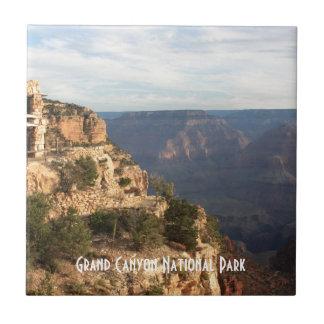 Azulejo De Cerámica Recuerdo del parque nacional del Gran Cañón