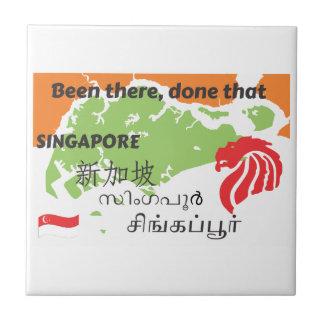 Azulejo De Cerámica Singapur