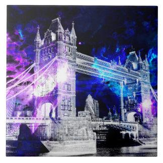 Azulejo De Cerámica Sueños de Amorem Amisi Londres del anuncio