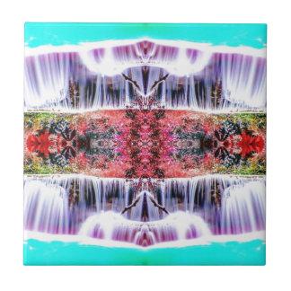 Azulejo De Cerámica Sueños de la cascada