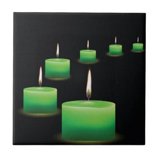 Azulejo De Cerámica velas