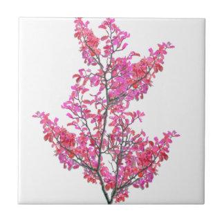 Azulejo Diseño floral lindo colorido