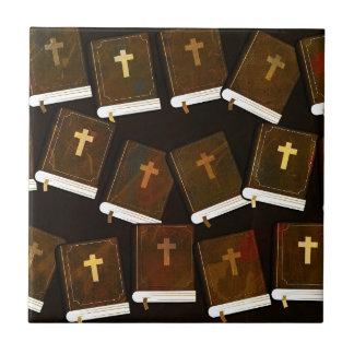 Azulejo El ministerio abstracto de la Sagrada Biblia