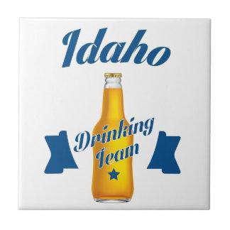 Azulejo Equipo de consumición de Idaho