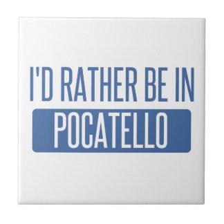 Azulejo Estaría bastante en Pocatello