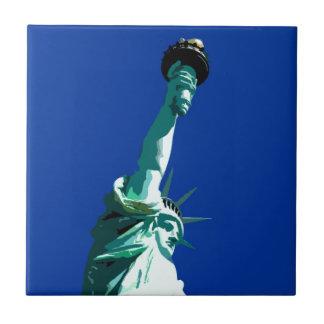 Azulejo Estatua de la libertad