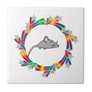 Azulejo Estrellas de los ratones