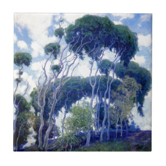 Azulejo - Eucalipto de Laguna - obra maestra subió