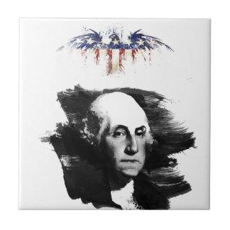 Azulejo George Washington