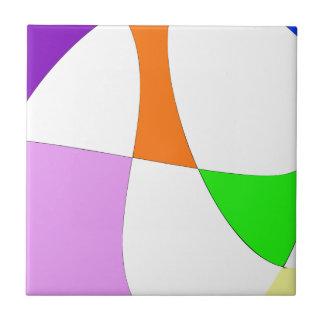Azulejo Globos coloridos abstractos